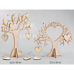 ξύλινο δέντρο ευχών