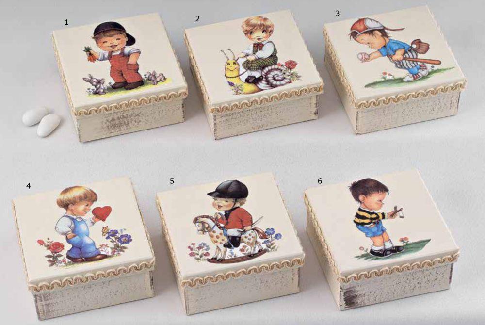 Vintage κουτάκι