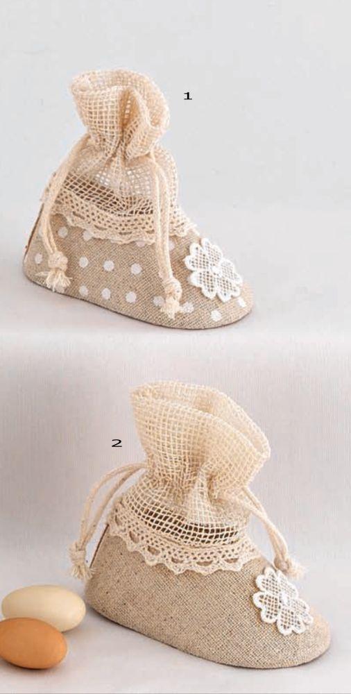 Πουγκί παπούτσι καμβάς