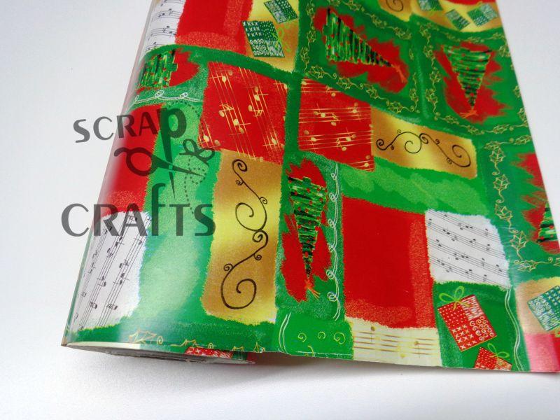χριστουγεννιάτικο χαρτί