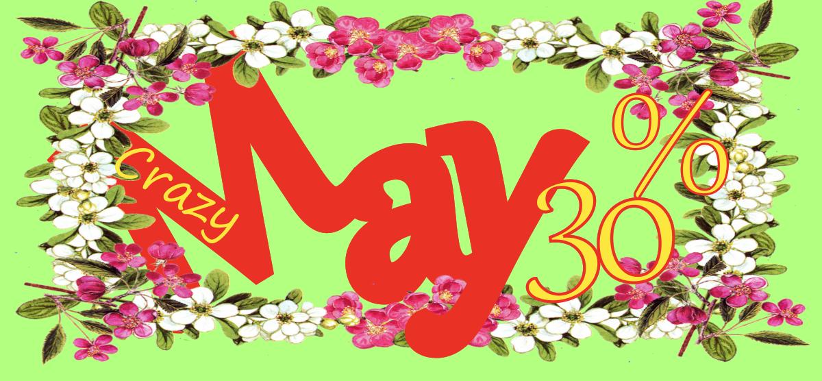 Crazy May