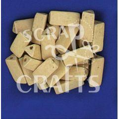 Χάντρες ξύλινες