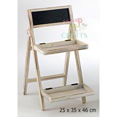 ξύλινο σταντ