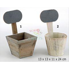 ξύλινο κασπό