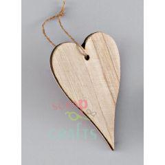 ξύλινη καρδιά