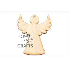 ξύλινος άγγελος